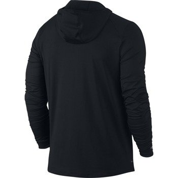 bluza do biegania męska NIKE ENERGY ELEMENT HOODIE / 810389-010