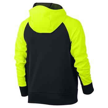 bluza sportowa chłopięca NIKE THRMA HOODIE / 803895-010