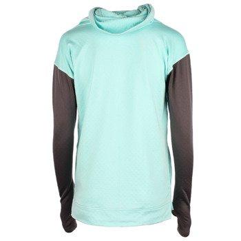 bluza sportowa damska ADIDAS CLIMAHEAT BLAZE TOP / M63787