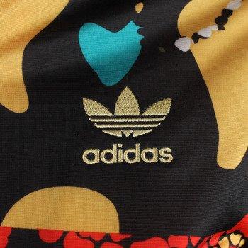 bluza sportowa damska ADIDAS MARACATU FIREBIRD / M30781