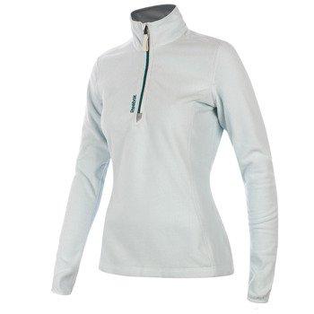 bluza sportowa damska REEBOK FLEECE TOP / Z93365