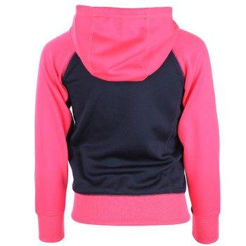 bluza sportowa dziewczęca NIKE 2.0 FULLZIP HOODY