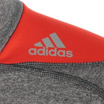 bluza sportowa męska ADIDAS TECHFIT CLIMAHEAT MOCK 2.0 / AC1890