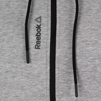 bluza sportowa męska REEBOK WORKOUT READY FULL ZIP HOODIE / AK1511