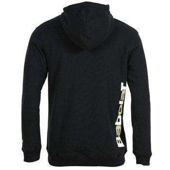 bluza tenisowa chłopięca BABOLAT SWEAT HOODIE CORE / 42F1590-115