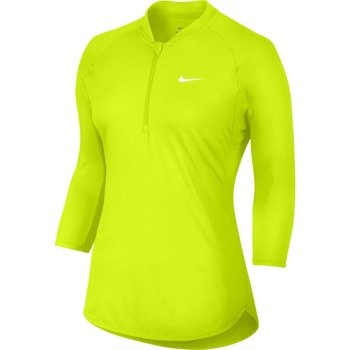 bluza tenisowa damska NIKE COURT DRY PURE TENNIS TOP / 799447-702