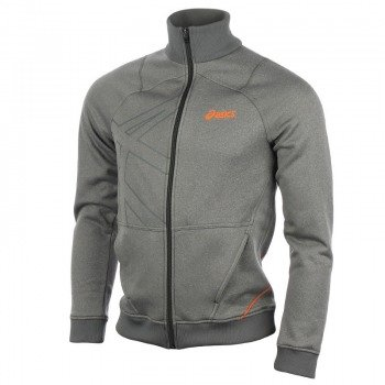 bluza tenisowa męska ASICS M'S RESOLUTION JACKET / 108412-0495