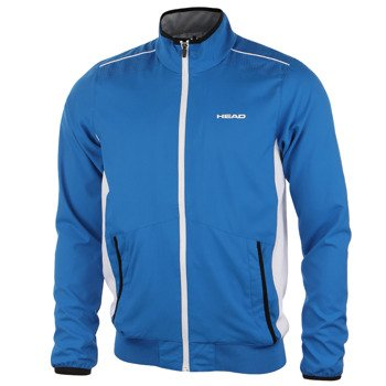 bluza tenisowa męska HEAD CLUB JACKET / 811615 BL