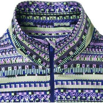 bluza termoaktywna damska NIKE PRO WARM 8 BIT HALF-ZIP / 685681-564