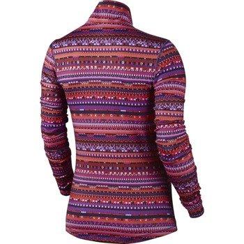 bluza termoaktywna damska NIKE PRO WARM 8 BIT HALF-ZIP / 685681-696