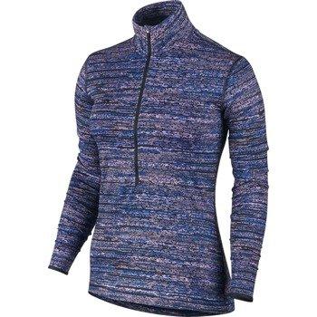 bluza termoaktywna damska NIKE PRO WARM STATIC HALF-ZIP / 684992-564