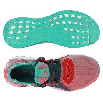 buty do biegania damskie ADIDAS PUREBOOST X / AQ4741