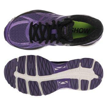 buty do biegania damskie ASICS GEL-CUMULUS 17 LITE-SHOW / T56PQ-3333
