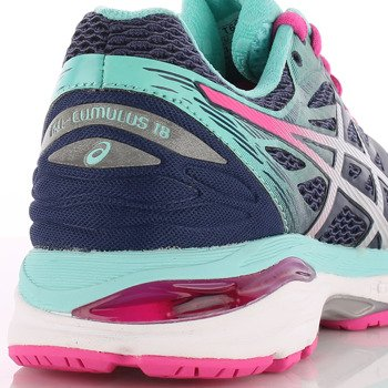 buty do biegania damskie ASICS GEL-CUMULUS 18 / T6C8N-4993