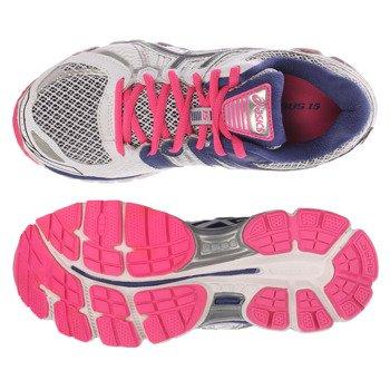 buty do biegania damskie ASICS GEL-NIMBUS 15 / T3B5N-0090
