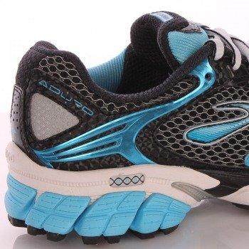 buty do biegania damskie BROOKS ADURO / 1201391B-645