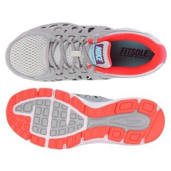buty do biegania damskie NIKE DUAL FUSION RUN 2 / 599564-017