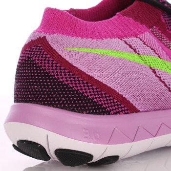 buty do biegania damskie NIKE FREE 3.0 FLYKNIT / 718420-005