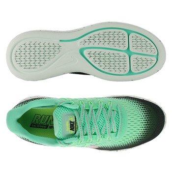 buty do biegania damskie NIKE LUNARGLIDE 8 SHIELD / 849569-300