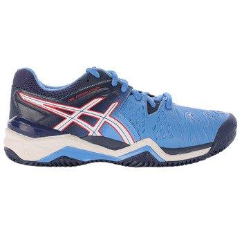 buty tenisowe damskie ASICS GEL- RESOLUTION 6 CLAY / E553Y-4701