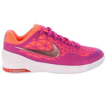 buty tenisowe damskie NIKE ZOOM CAGE 2 / 705260-581