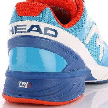 buty tenisowe męskie HEAD NITRO PRO CLAY / 273036