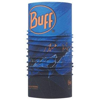 chusta do biegania BUFF HIGH UV PROTECTION BUFF ANTON BLUE INK / 111630.752