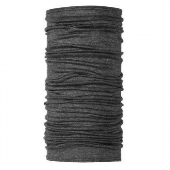 chusta do biegania BUFF WOOL BUFF GREY