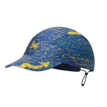 czapka do biegania BUFF PACK LITE CAP / 115009.723