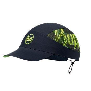 czapka do biegania BUFF PACK RUN CAP / 113706.999