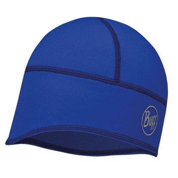 czapka do biegania BUFF TECH FLEECE HAT BUFF SOLID ROYAL BLUE / 113385.723.10