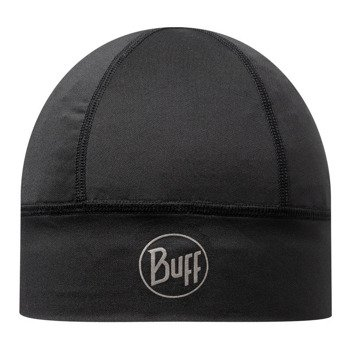 czapka do biegania BUFF XDCS TECH HAT BUFF SOLID BLACK / 111246.999.10