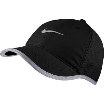 czapka do biegania damska NIKE RUN KNIT MESH / 810138-010
