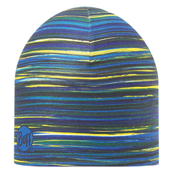 czapka dwustronna do biegania BUFF COOLMAX REVERSIBLE HAT BUFF JABE BLUE / 111504.707