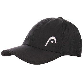 czapka tenisowa HEAD PRO PLAYER CAP / 287015 BK