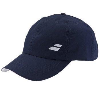 czapka tenisowa juniorska BABOLAT LOGO CAP / 5JS16221-102