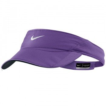 daszek tenisowy NIKE FEATHER LIGHT VISOR / 371227-520