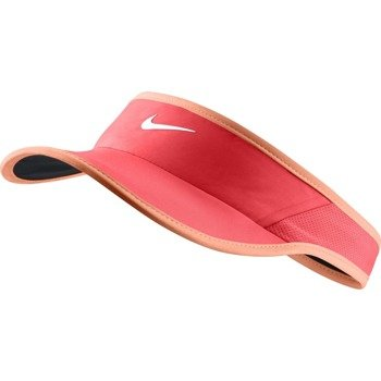 daszek tenisowy NIKE FEATHER LIGHT VISOR / 613967-812