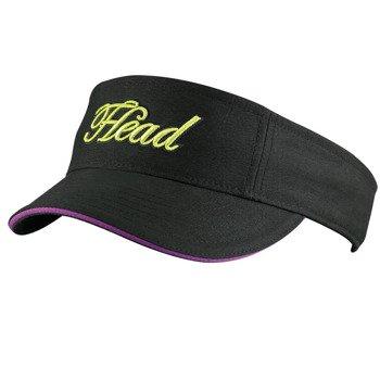 daszek tenisowy damski HEAD WOMEN'S SUN VISOR / 287024