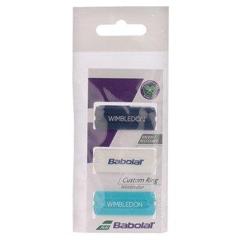 gumka na rączkę BABOLAT CUSTOM RING X3 WIMBLEDON / 710028-134