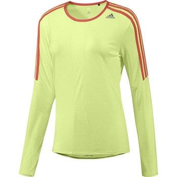 koszulka do biegania damska ADIDAS RESPONSE LONG SLEEVE TEE / D85464
