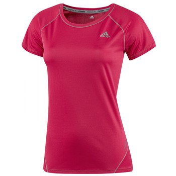 koszulka do biegania damska ADIDAS SEQUENCIALS CC RUN SHORT SLEEVE TEE / D85804