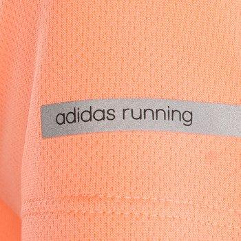 koszulka do biegania damska ADIDAS SEQUENCIALS RUN SHORTSLEEVE TEE / AI7964