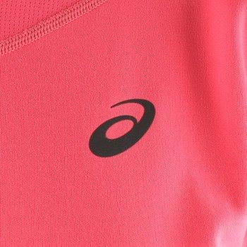 koszulka do biegania damska ASICS CAPSLEEVE TOP / 129957-0656