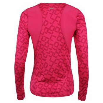 koszulka do biegania damska BROOKS EQUILIBRIUM LONG SLEEVE II