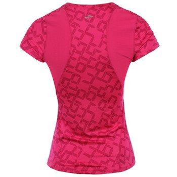 koszulka do biegania damska BROOKS EQUILIBRIUM SHORT SLEEVE II