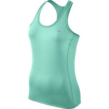 koszulka do biegania damska NIKE DRI-FIT CONTOUR TANK / 644688-391