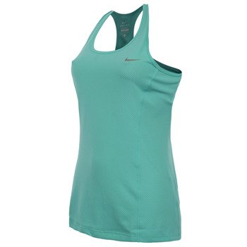 koszulka do biegania damska NIKE DRI-FIT CONTOUR TANK / 644688-466
