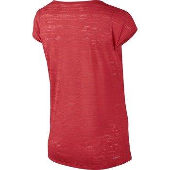 koszulka do biegania damska NIKE DRI FIT COOL BREEZE SHORTSLEEVE TOP / 644710-647