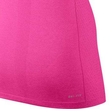 koszulka do biegania damska NIKE DRI-FIT KNIT TANK / 588528-639